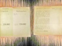 Chitante Banca Viena Asigurari de sanatate 1947-9_11 cm.