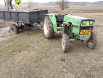 Tractor Agrifull livada 47 CP schimb cu tractor 4x4