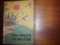V. Kaverin - Trei povesti cu mistere ( 1965 )