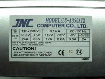 Sursa PC Tower JNC 350W Testata