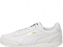 Adidasi Puma Trimm Quick Leather Trainers nr.  42.5