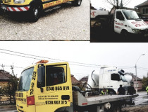 Tractari/Depanari/Remorcari/Transport/Asistenta AutoNon Stop