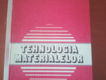 Tehnologia materialelor-Stoian L-1980