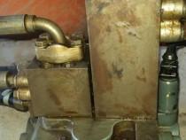 Distribuitor hidraulic+electrovalve hidraulice bosch-rexroth