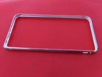 Bumper metal, carcasa aluminiu protectie margini iPhone 6 Pl