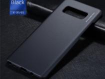 Samsung note 8 - husa x level slim 0.3mm plastic aurie rosie