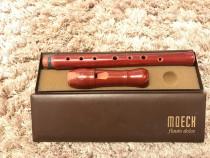Flaut din lemn Moeck Flauto Dolce
