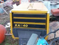 Compresor Atlas copco xas 40