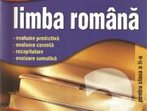 Carte auxiliar didactic Limba Romana, clasa a II-a