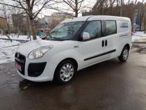 Fiat doblo maxi mixt 6 trepte an 2012 diesel 1.9 euro 5