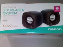 Boxe calculator Omega