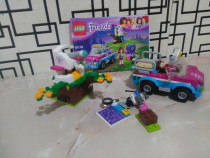 Lego Friends original Masina de explorari a Oliviei.