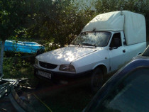 Dezmembrez Dacia papuc motor 1.4 cutie 5 viteze