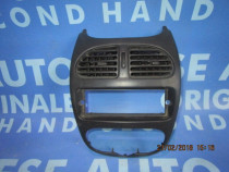 Consola bord Peugeot 206; 9640404777