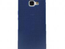 Husa silicon nokia 3 mesh dark blue produs nou