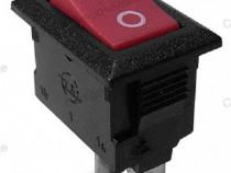 Intrerupator simplu, on-off, 6a, 250v, 2 pozitii - 120303