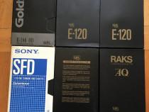 Lot 6 casete video vechi