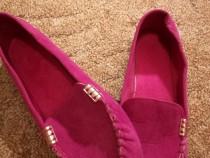 Balerini roz damă