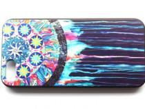 Husa protectie iPhone 5 5s, carcasa spate telefon, model des