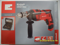 Einhell th-id 1000 e kit, germania, masina de gaurit cu perc