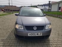 Volkswagen touran 1.9 tdi 2006 7 locuri
