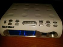 Karcher KA 205 Ceas cu alarma, radio si CD player stereo
