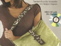 Carte despre broderii accesorii design fashion