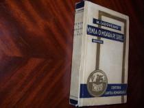 Mihail Sadoveanu - Venea o moara pe Siret (editia 1939,rara)