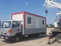 Transport containere marfa mobila