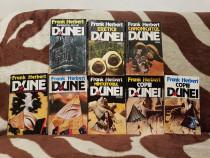 Dune-Frank Herbert (8 vol)
