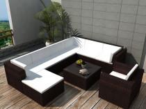 Set mobilier de grădină 27 piese(42674)