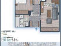 Apartament 2 camere in bl nou,15 min metrou, theodor pallady