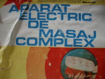 Aparat electric de masaj complex, romania, tip vibrator