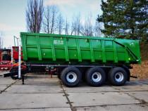 Remorca de 27 de tone pentru cereale