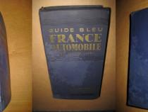 France automobile guide 1938- Ghid auto francez vechi.