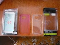 Husa carcasa silicon, huse Samsung Galaxy s6 noi