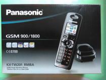 Telefon panasonic fara fir kx-tw201 reteaua vodafone