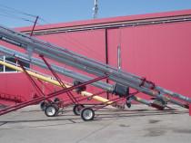 Transportoare cereale cu melc (snec)