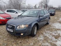 Audi a4 /2.0/2006 diesel 140.cp inmatriculata 2018 luna 11!