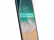 Folie Silicon TPU Apple iPhone X Fullcover Ecran Display LCD