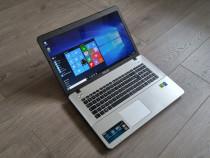 Laptop nou ,gaming asus intel core i7- , video 4 gb ,18 inch