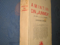 5594a-Iacob Negruzzi-Amintiri din Junimea-1939-Convorbiri Li