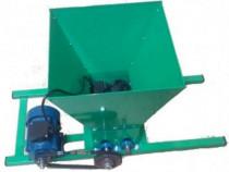 Zdrobitor struguri electric Profesional 2.5kw 600 kg/ora Gar