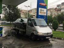 Asistenta Rutiera Tractari Auto Cu Platforma