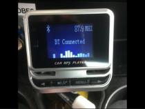 Nou!!! modulator fm bluetooth lcd 1,4 inch