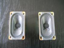Set difuzor oval 1W, 4 Ohmi