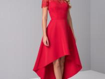Rochie rosie Chi Chi London dress masura 38/M