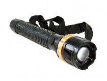 Lanterna Lunga Police LED F187 Cu Lupa, Reglaj, Zoom C140