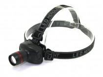 Lanterna De Cap Frontala Cu Lupa , Reglaj Zoom si Flash C138