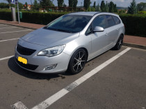 Opel Astra J, euro 5, 110 CP